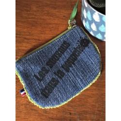 Trio de gants de toilette